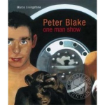 One Man Show Sir Peter Blake Book