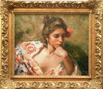 Jose Royo original painting