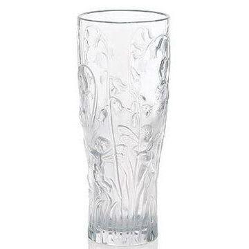 Elves Vase Lalique Glass