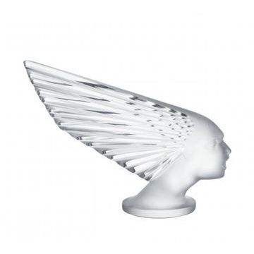 Victoire Paperweight By Lalique Glass