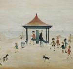L S Lowry 1887 - 1976