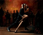 Fabian Perez original art