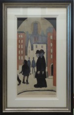 L s Lowry two brothers