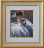 sherree_valentine_daines_original_painting_before_the_performance