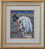 sherree_valentine_daines_original_painting_paddling