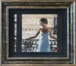 fabian_perez_original_painting_study_for_balcony_at_buenos_aires_I