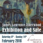 James Lawrence Isherwood Exhibition