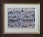 l s lowry britain at play limited edition print