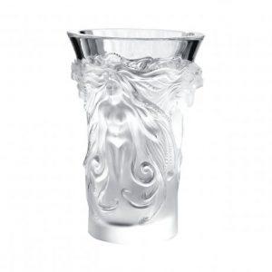 Fantasia Vase Lalique Glass