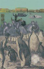 Penguins Sir Peter Blake Limited Edition Print