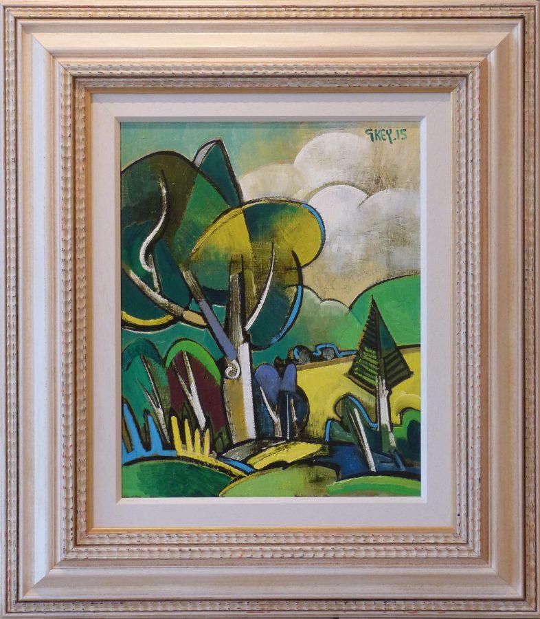 Buy Northern art by Geoffrey key