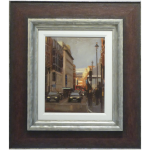 Out of Towners Michael Ashcroft Original Painting