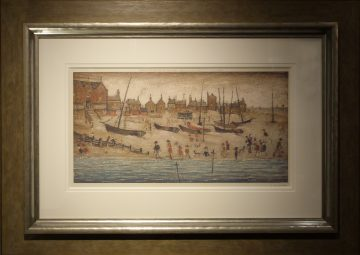Beach-LS-Lowry-Signed-Limited-Edition-Print