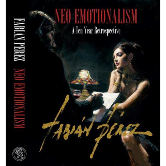 Neo Emotionalism Fabian Perez Book limited edition print