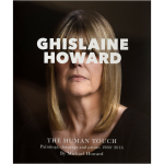 Human Touch Ghislaine Howard Hardback Book figurative artist
