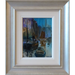Mevagissey James Lawrence Isherwood Original Painting art