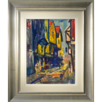 Shambles York James Lawrence Isherwood Original Painting artist
