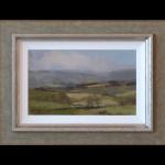 Pendle Hill Michael Ashcroft Original Painting landscape