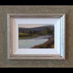 Ribchester Michael Ashcroft Original Painting Landscape