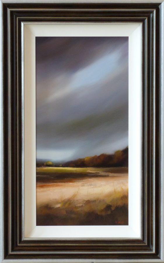 Lancashire Skies II Michael Ashcroft Original Painting