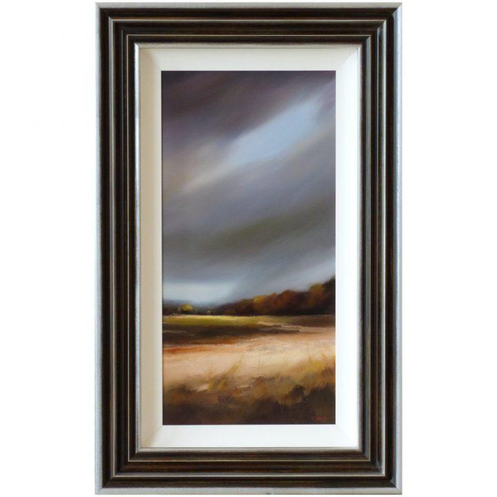 Lancashire Skies II Michael Ashcroft Original Painting northern art