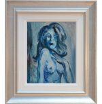 Nude James Lawrence Isherwood Original Painting figurative art