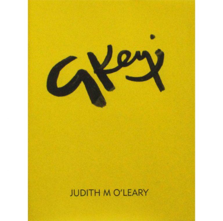 Signature Book Geoffrey Key Hardback Book