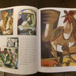 Signature Book Geoffrey Key Hardback Book inside 1