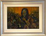 Untitled James Lawrence Isherwood Original Painting